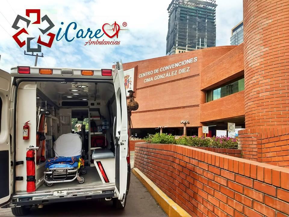 Ambulancia Exhibición